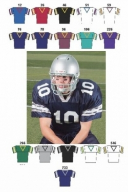 1324 MAJOR TEAM JERSEYS - Product Image