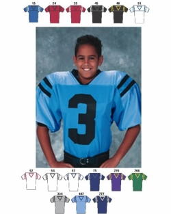 1318 YOUTH STEEL MESH JERSEY - Product Image