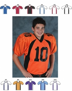 1313 YOUTH STEEL MESH JERSEY - Product Image
