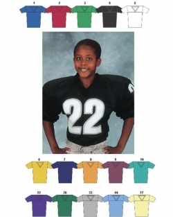 1316 YOUTH STEEL MESH JERSEY - Product Image