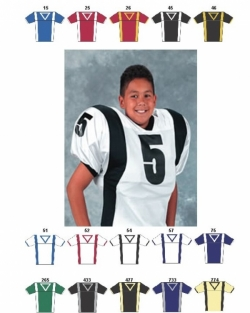 1317 YOUTH STEEL MESH JERSEY - Product Image