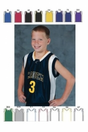 1469 YOUTH DRIVE SERIES DELUXE BASKETBALL JERSEY - Product Image