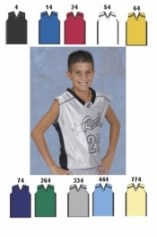 1488 YOUTH FAST BREAK SERIES DELUX JERSEY - Product Image