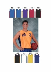 1471 ADULT DELUXE BASKETBALL JERSEY - Product Image