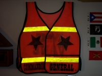 orange vest - Product Image