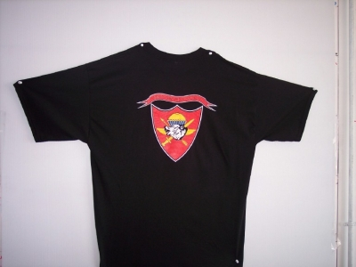 T-SHIRTS: 4 COLORS OF INK - Product Image